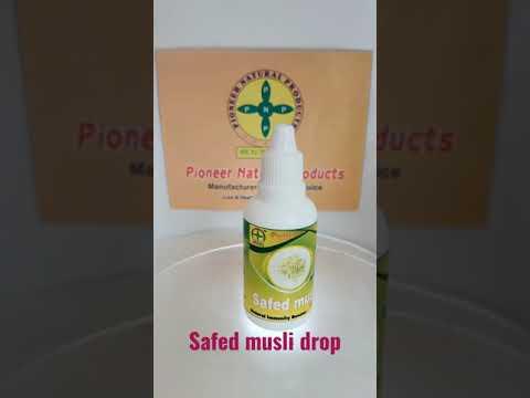 Safed Musli Drops