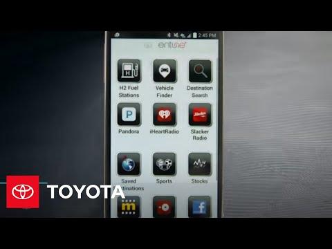 Toyota Mirai video