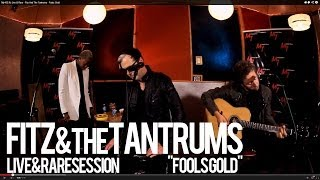 My103.9's Live & Rare - Fitz And The Tantrums - Fools Gold