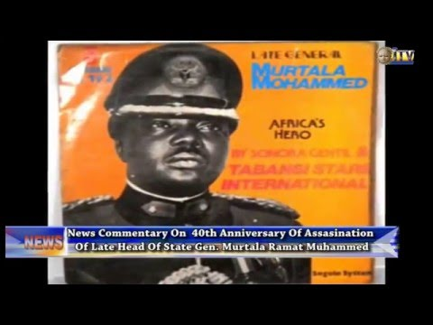 News Commentary on 40 Anniversary of MRM's assassination