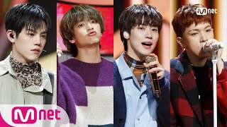 [N.Flying - Rooftop] KPOP TV Show | M COUNTDOWN 190110 EP.601