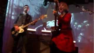 The Joy Formidable - Cradle - Fiddlers Bristol - 29.01.13