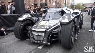 The Complete Start of the 2016 Gumball 3000 Supercar Rally