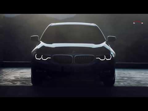 Bmw 5 Series G30 Седан класса E - рекламное видео 4