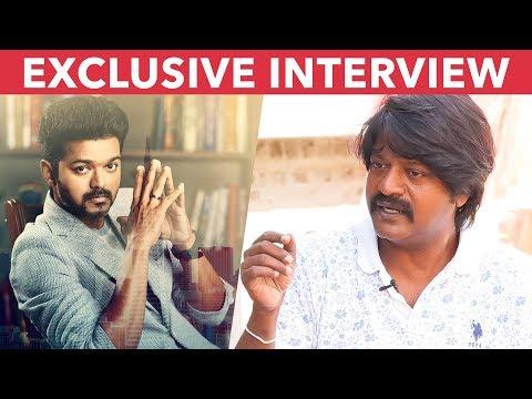 I Narrated My Script to Vijay - Daniel Balaji Exclusive Interview   Vada Chennai