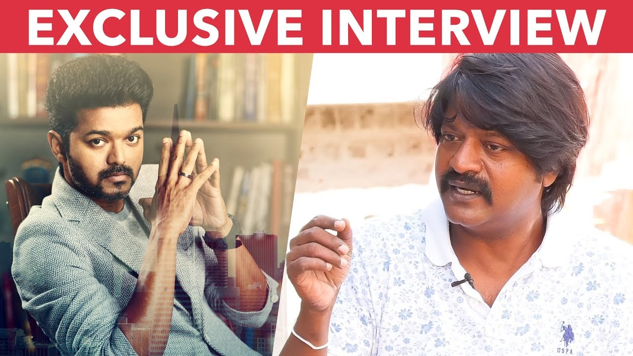 I Narrated My Script to Vijay - Daniel Balaji Exclusive Interview | Vada Chennai