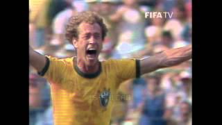 100 Great Brazilian Goals: #82 Falcao (Spain 1982)