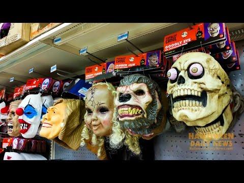 Halloween 2016 at Kmart