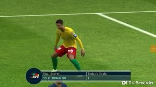 pes 2019 mobile ronaldo skills - मुफ्त ऑनलाइन