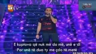 Ismail Yk Ayrilmam Albanien Lyrics