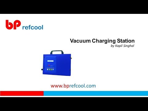 Vacuum Charging Unit