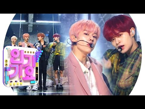 AB6IX - BREATHE @인기가요 Inkigayo 20190526