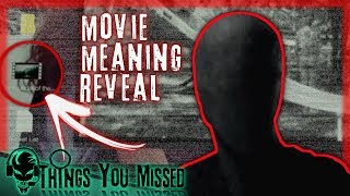 40 Things You Missed In Slender Man (2018)