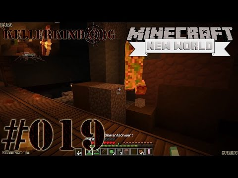 Minecraft: A New World #19 – Den Tod vor Augen ★ Let's Play Minecraft SMP [HD|60FPS]