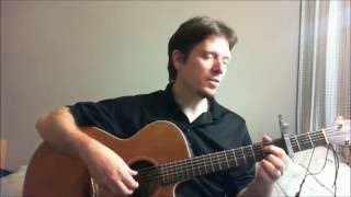Dark Eyed Molly - Michael Kelly - (Archie Fisher cover)