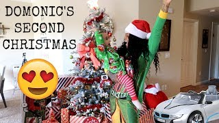 DOMONIC'S SECOND CHRISTMAS SPECIAL!!!!