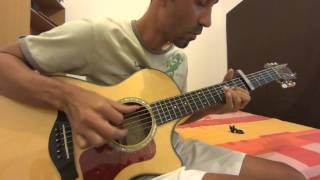Fé Viv A Mwin Dan Lo Love   Toulou   Fingerstyle Cover  (ver. Kenaelle)