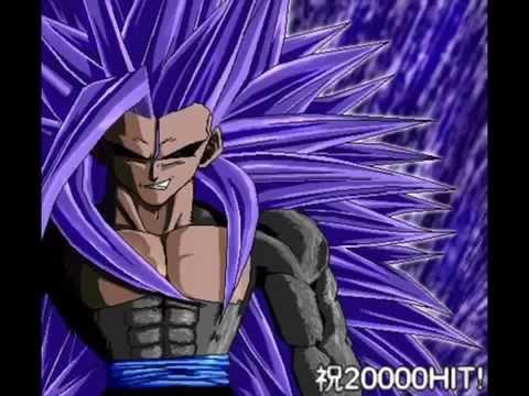 Goku all super saiyan 1 to 20