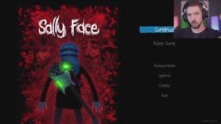 [한글자막] Jacksepticeye의 샐리 페이스(Sally Face) 5화