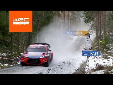 WRC/ Rally Suecia - Lo mejor del viernes