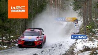 WRC - Rally Sweden 2020: HIGHLIGHTS Friday