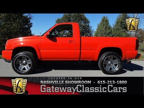 2003 Chevrolet Silverado for Sale - CC-1040180