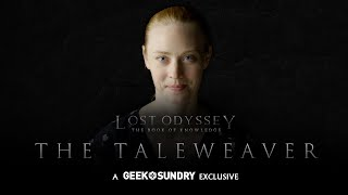 Your Dungeon Master With Deborah Ann Woll | Lost Odyssey: The Book Of Knowledge