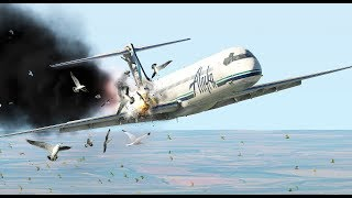 MD82 Pilot Made A Terrible Mistake During Take Off | XPlane 11
