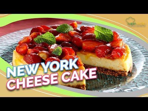 Resep New York Cheese Cake yang Enak Banget buat Dessert Habis Makan Siang