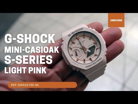 Casio G-Shock Mini CasiOak GMAS2100-4A
