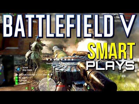 Battlefield 5: Smart Moves = Big Plays (Battlefield V Multiplayer Gameplay)