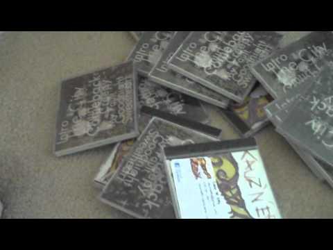 Box-o-CDs 'n' Effx