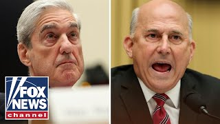 Rep. Gohmert grills Mueller: Did you know Strzok hated Trump?