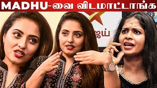 """Madhumitha-வ சும்மா விடமாட்டாங்க"" - Mumtaz on Bigg Boss 3 | NPA 86"