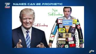 The Donald Trump Prophecy - End Time President 2017