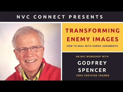 'Transforming Enemy Images' using Nonviolent Communication by ...