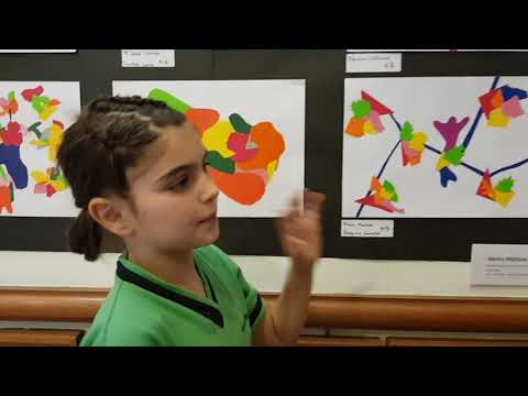 Bilingüismo: Henri Matisse