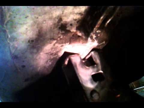Remove Front Passenger Wheel 89-93 Geo Metro LSi