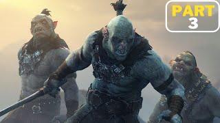 Middle Earth Shadow of Mordor - Walkthrough Gameplay / 1080p HD (part 3) : گیم پلی بازی سایه موردور