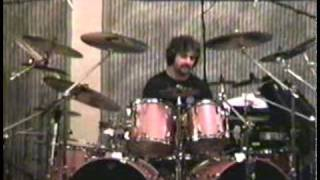 Mike Portnoy - Hell's Kitchen (Live Drum Clinic 1991)
