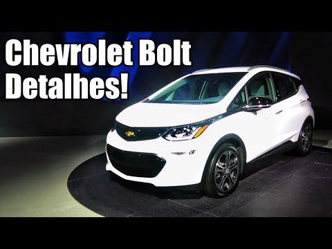 Chevrolet Bolt 2019 EV em detalhes - Falando de Carro