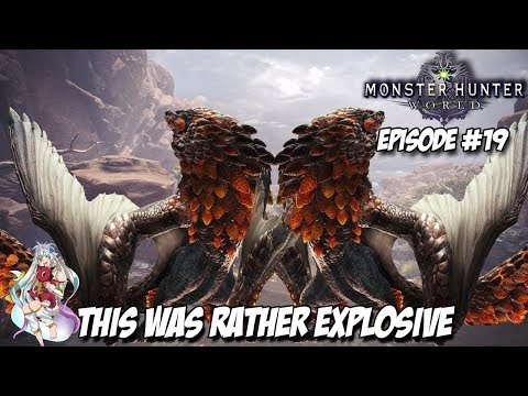Monster Hunter World ★ This was rather explosive ★ #19 PC Bow (видео)