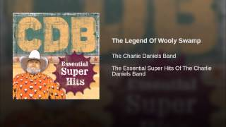 The Legend Of Wooly Swamp