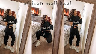 AN OUT OF MY COMFORT ZONE TRY ON HAUL