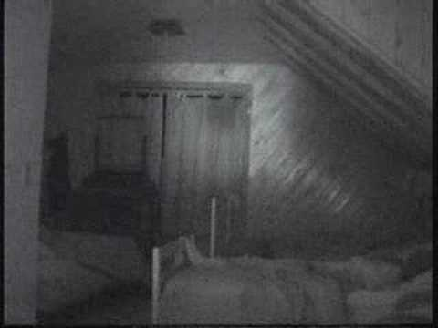 Ghost In Child's Room