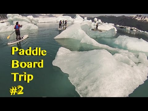 Alaska Glacier Paddle Board Trip ~ Liquid Adventures ~ #2 Mp3