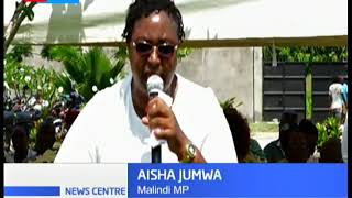 Aisha Jumwa hits back at Joho and Kingi over call for her imprisonment