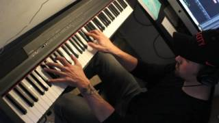 The Weeknd  Feel It Coming Ft Daft Punk  David Gray  Piano Cover