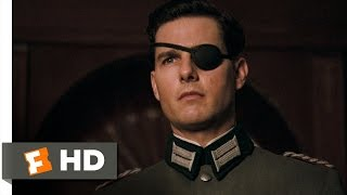 Valkyrie (411) Movie CLIP   We Have To Kill Hitler (2008) HD
