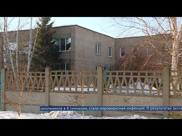 У воспитанников 8 гимназии подозревают норовирус
